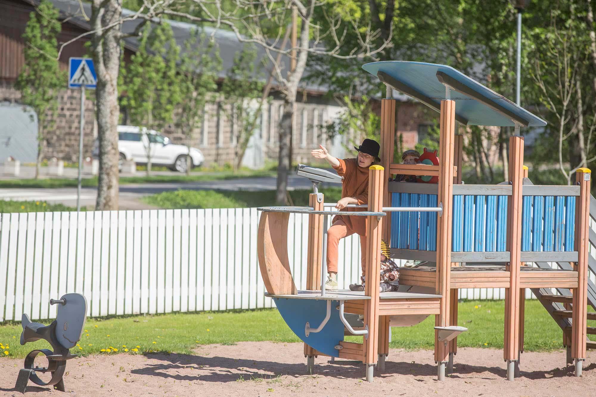 Ruukinpuiston leikkipuisto