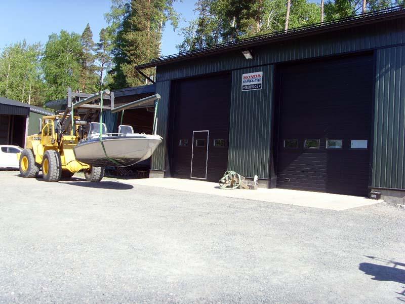 Sjöbloms Båtslip