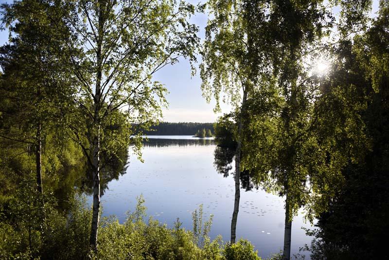 Kulttuuripolkaisu Dragsfjärdenin järven ympäri 23 km