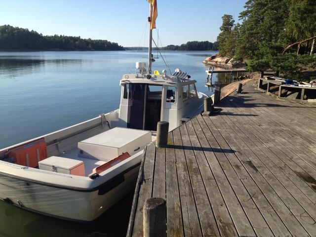 H Tjänster på sjö och land